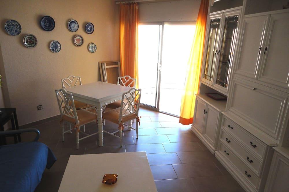 Apartmán, 2 spálne, výhľad na more - Obývačka