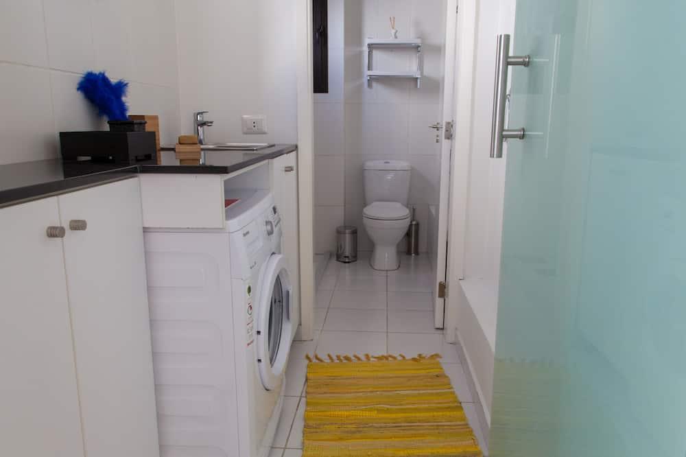 Студия «Комфорт», 1 двуспальная кровать «Квин-сайз» - Ванная комната