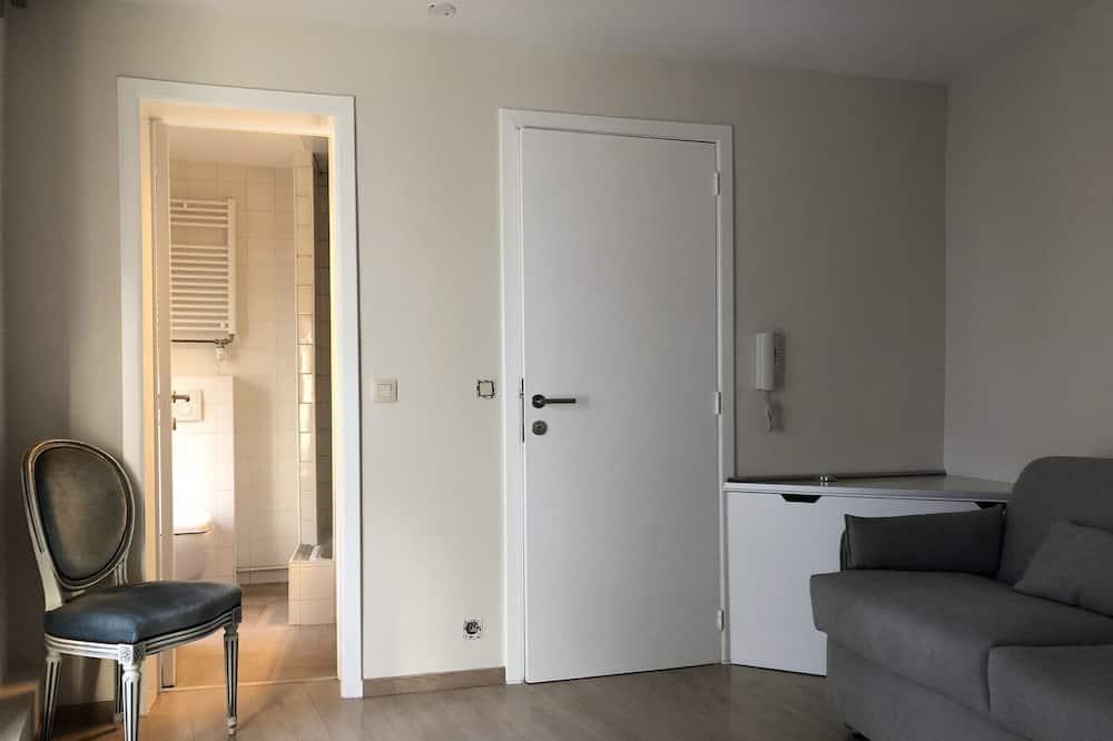 Ексклюзивні апартаменти - Вітальня