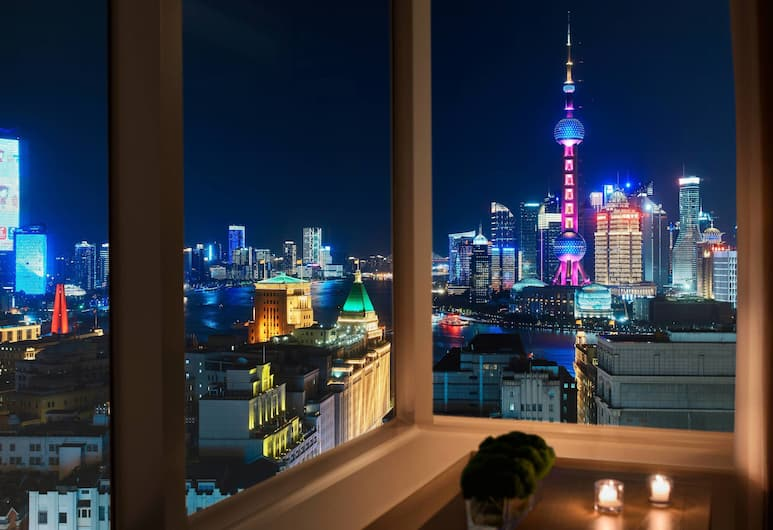 The Shanghai EDITION, Shanghai, Bund View Loft, Guest Room