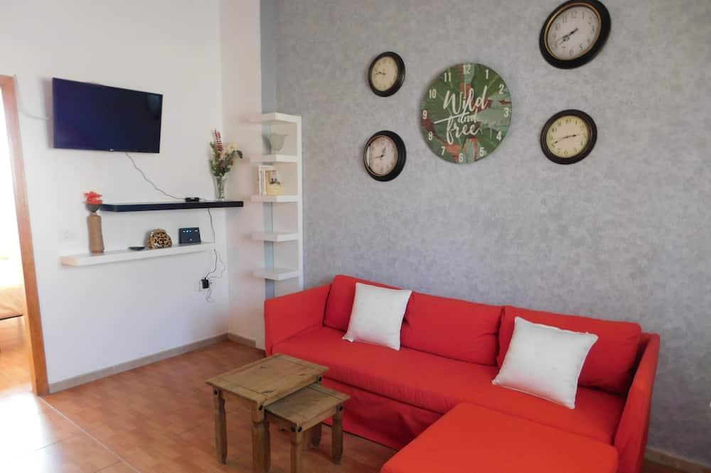Economy Apartment, 1 Bedroom - Living Area