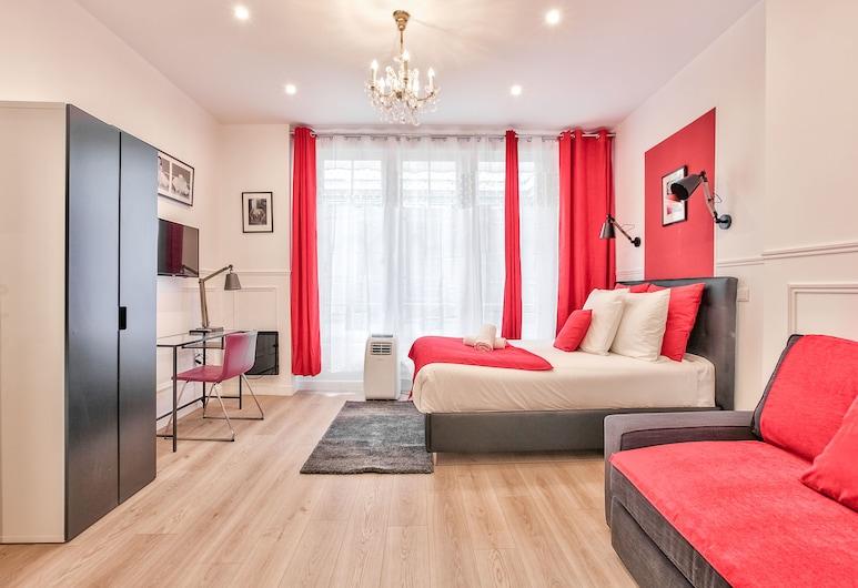 55 - Atelier Marilyn Monroe, Παρίσι, Διαμέρισμα, 2 Υπνοδωμάτια, Δωμάτιο