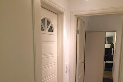 奧斯陸中央超棒地下室公寓飯店/