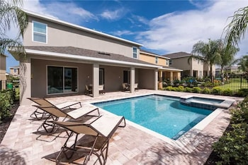 Picture of Reunion Holiday Escape 10 Bedroom Home with Private Pool in Orlando