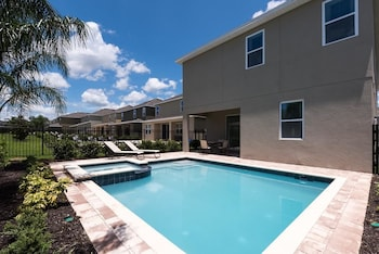 Picture of Reunion Serenity 8 Bedroom Home with Private Pool and Spa in Orlando