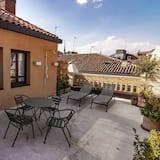 Exclusive-lejlighed - terrasse - Byudsigt
