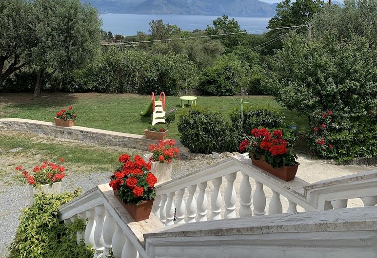 B&B Altieri, San Giovanni a Piro, Teras/Veranda