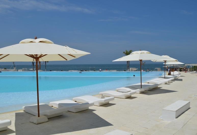 ARIA OCEAN FLAMINGOS NVO VALLARTA, Nuevo Vallarta, Piscine en plein air