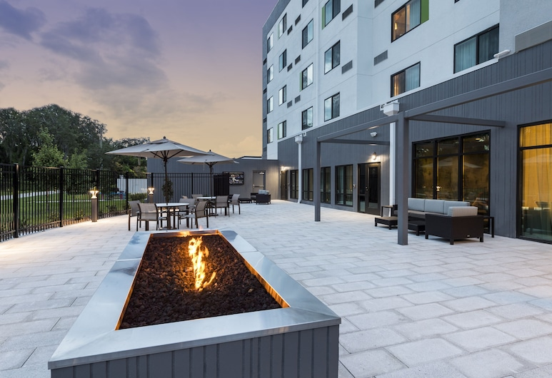 Courtyard by Marriott Tampa Northwest/Veterans Expressway, Tampa, Terras