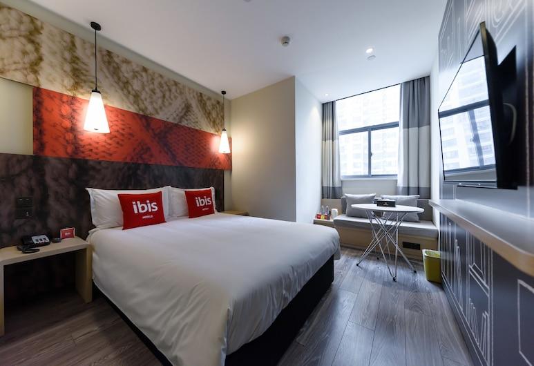 宜必思上海長壽路酒店, 上海市, 高級雙人房, 客房