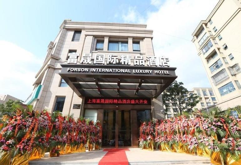 Forson International Luxury Hotel Store 1, 上海, 酒店景觀
