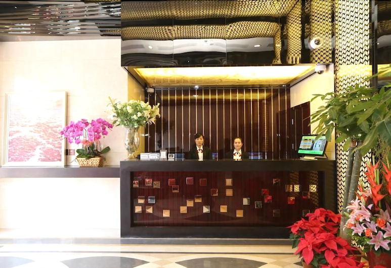 Forson International Luxury Hotel Store 1, 上海, 大堂