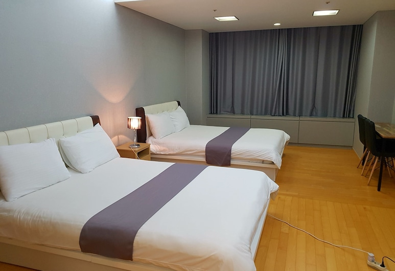 Sky Guestel, Incheon, Family Room, Guest Room