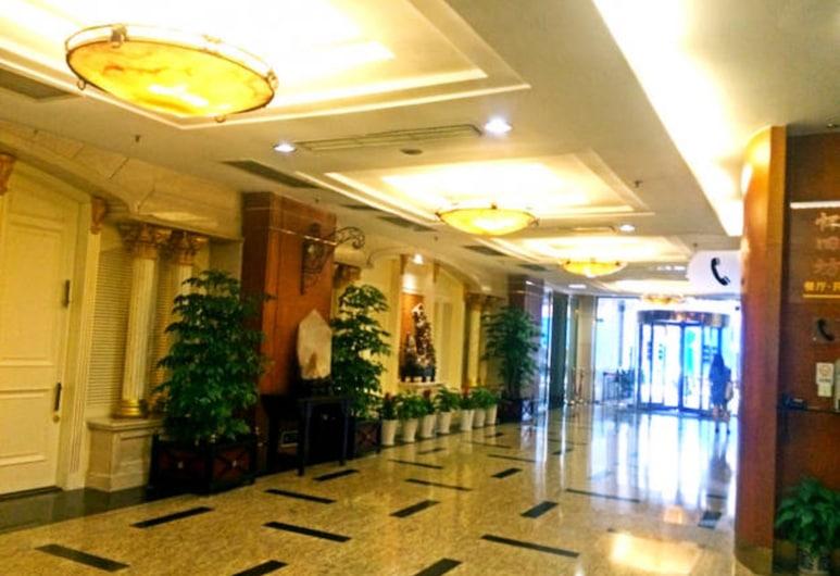 上海喔洱酒店 (外灘南京東路店), 上海市, 大堂