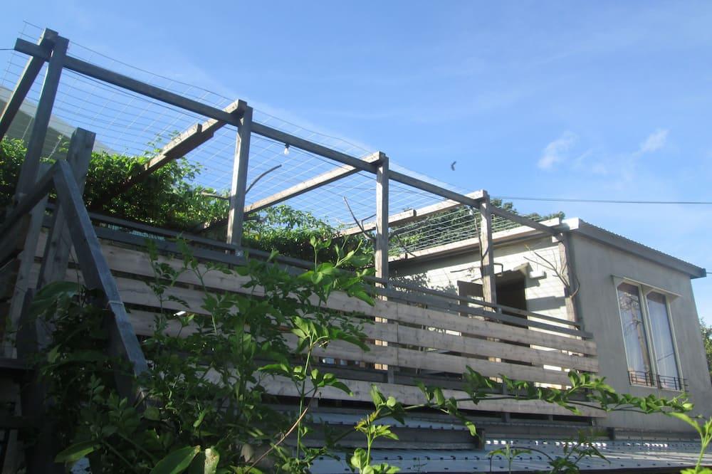 ห้องพัก (with Terrace, Ocean View) - ระเบียง