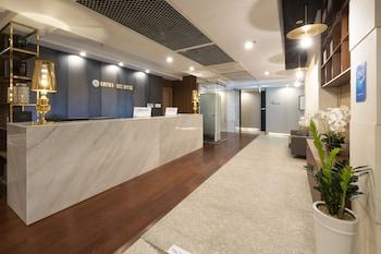 부산의 호텔브라운도트 민락점 광안 해수욕장 사진