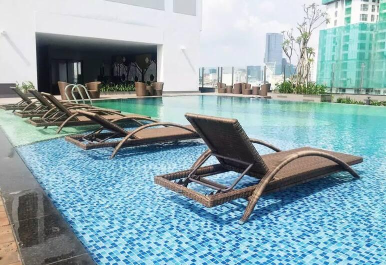 Resto Home River Gate, Ho Chi Minh City, Venkovní bazén