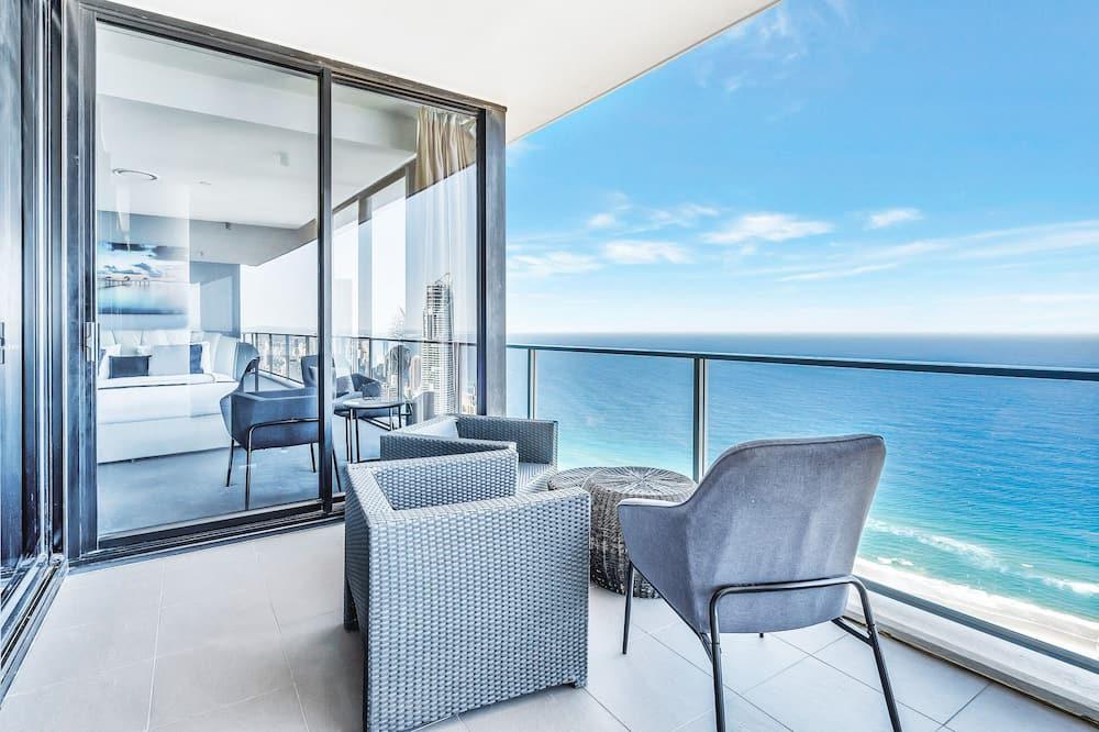 5 Bedroom Sub Penthouse SPA - Balcony