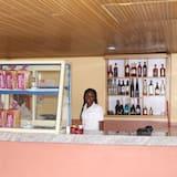Bar Junto à Piscina