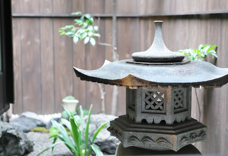 Komachiya, Kyoto, Garden