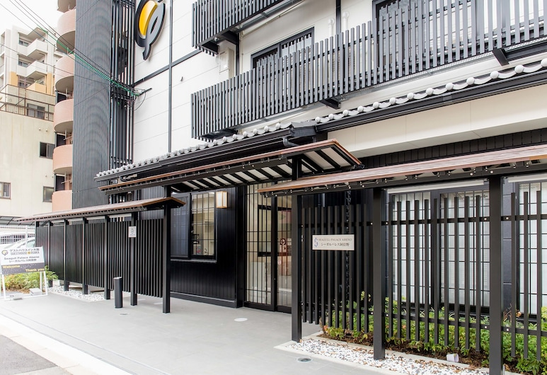ホテル シーガルパレス阿倍野, 大阪市