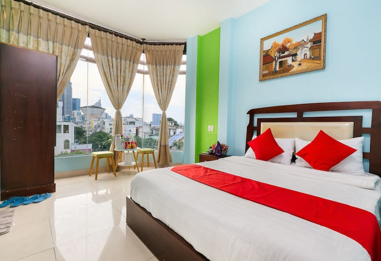 OYO 263 Nhat Hoang Hotel, Ho Chi Minh City