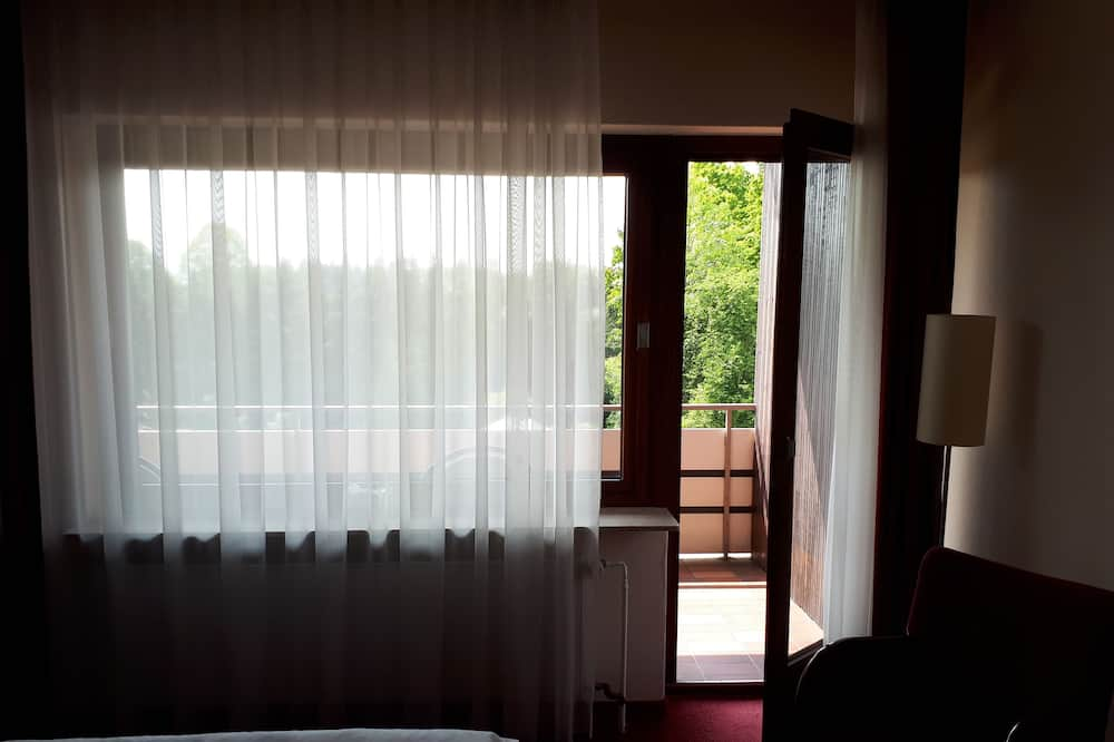 Double Room Single Use - Balcony