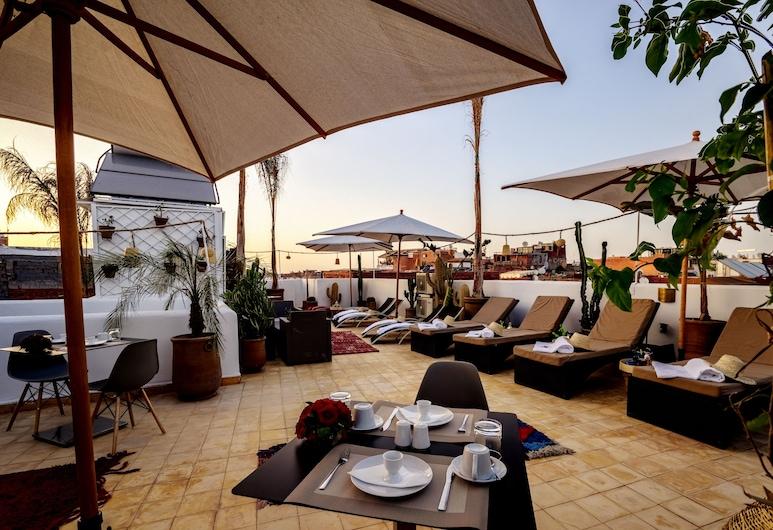 Riad Jemaa El Fna & Spa, Marrakech, Terrace/Patio
