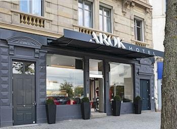 A(z) HOTEL AROK hotel fényképe itt: Strasbourg (és környéke)