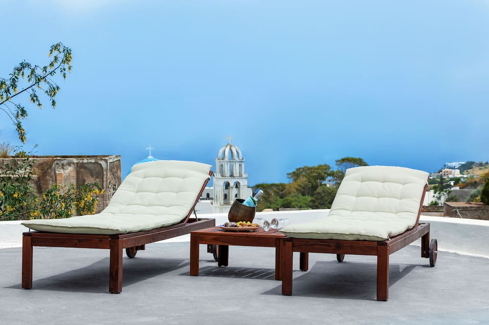 複式房屋 - 露台