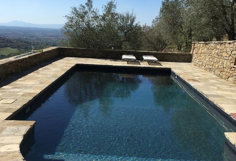 Villa Pomona, Cortona, Hồ bơi ngoài trời