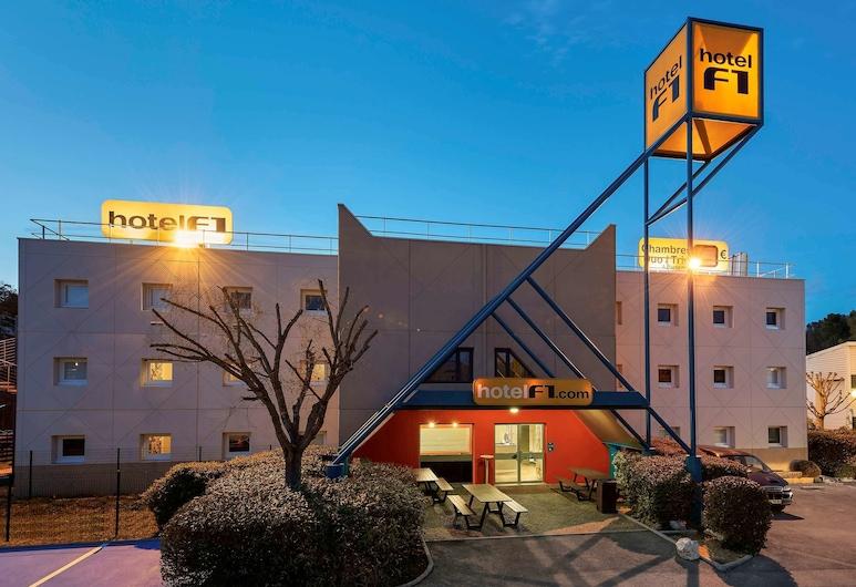 艾查谷爾 A7 A9 橘子中央 F1 酒店, 歐宏吉, 外觀