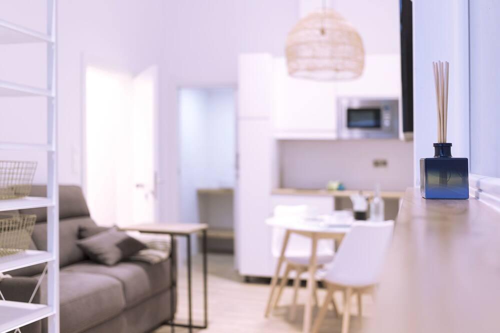 Apartemen Standar - Area Keluarga