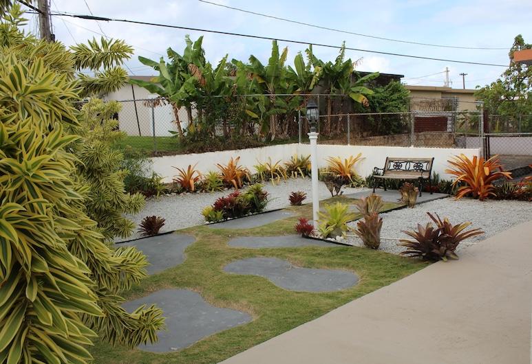 Igualdad Guest House, Fajardo, Garten