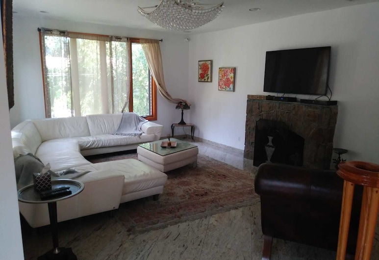 One of a Kind Big Home in Queens, Jamaica, House, 5 Bedrooms, Living Room