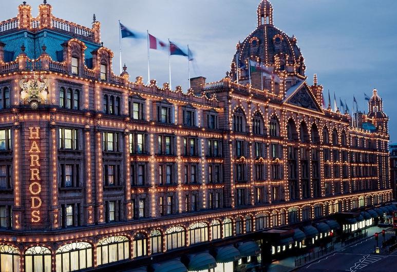 Harrods Luxury Apartments, London
