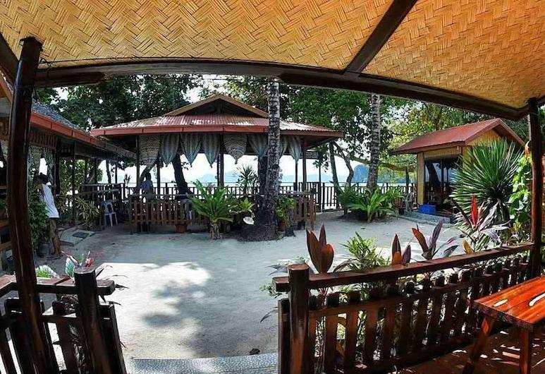 特勒斯弗拉海灘小屋飯店, El Nido, 客房, 海濱, 住宿範圍