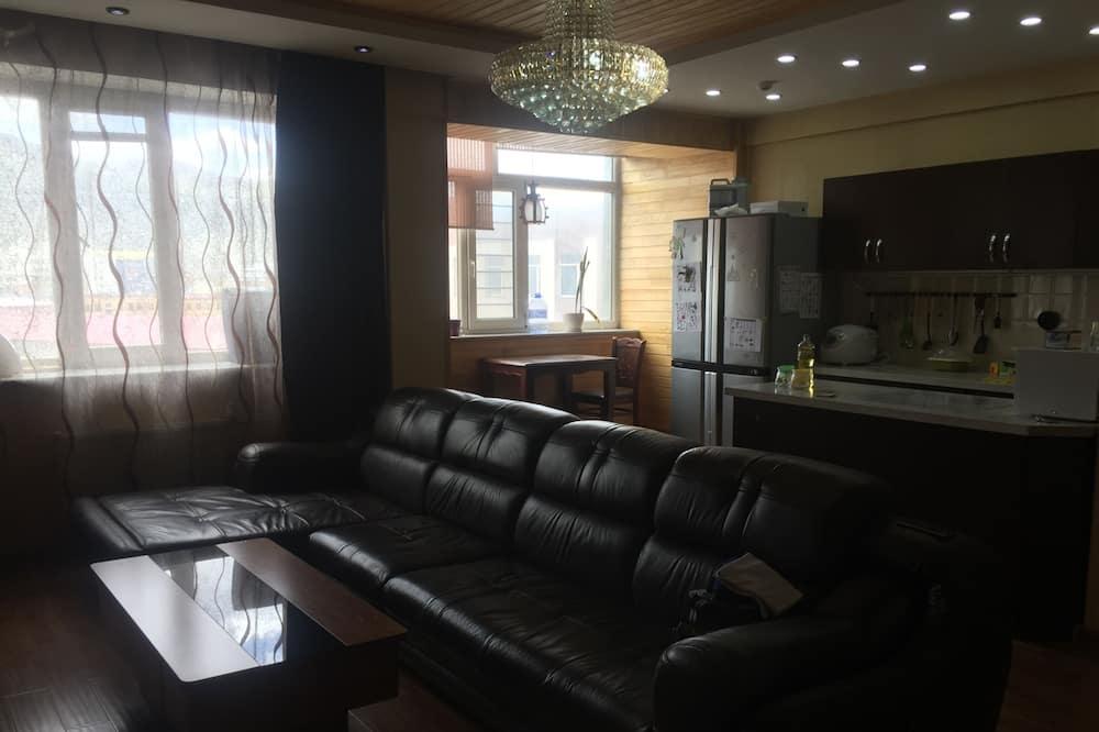 Comfort Apartment, 2 Bedrooms - Living Area