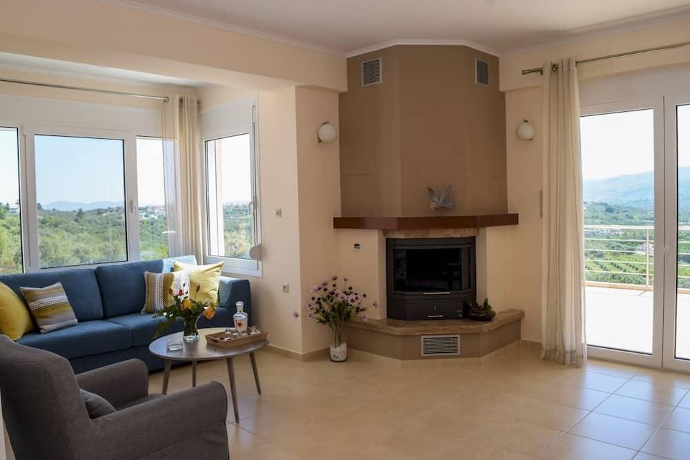 Villa, 4 chambres - Salle de séjour