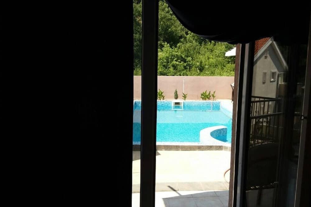 Apartment 4 - Ausblick vom Zimmer
