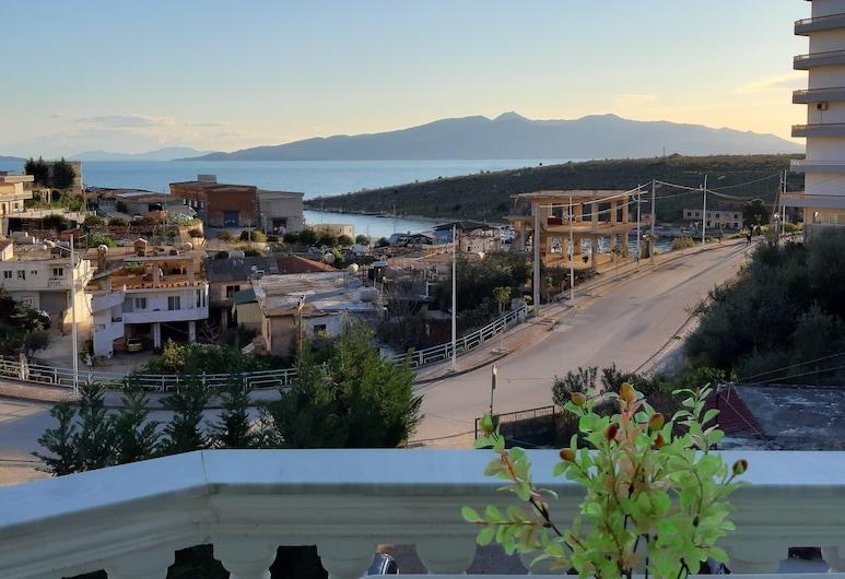 Relax Apts Saranda, Sarandë, Apartment, 1 Bedroom, Sea View, Terrace/Patio