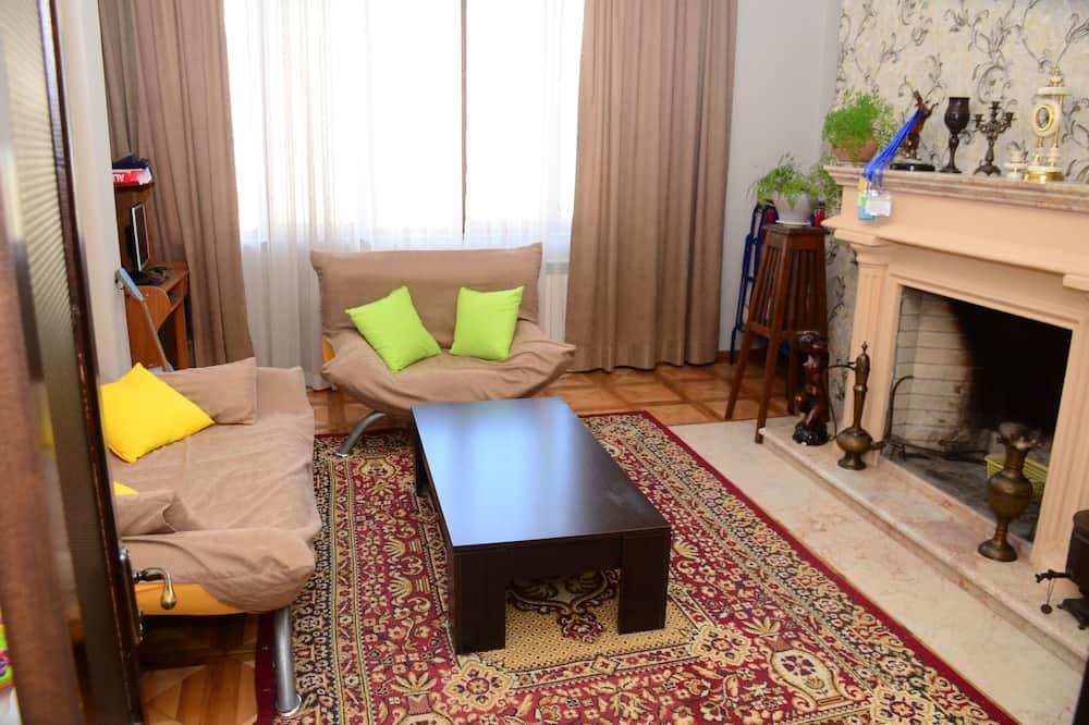 Honeymoon Double Room, 1 Bedroom - Living Area