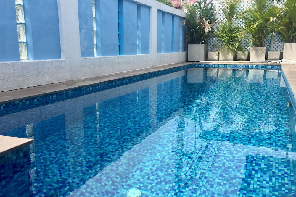 3-Bedroom Villa with Private Pool - Terrace/Patio