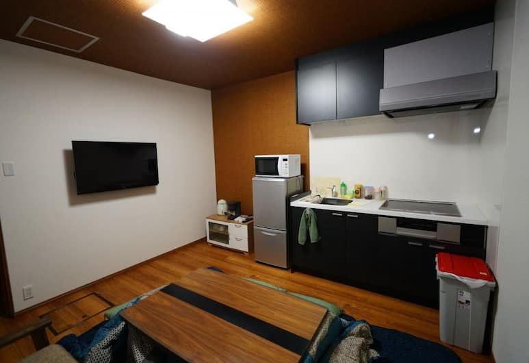 교토기온비샤몬, Kyoto, 하우스, 거실 공간