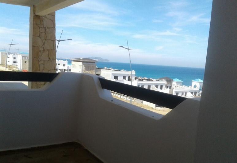 Al Cudia Smir Beach Resort, Fnideq, Apartman, 2 spavaće sobe, pogled na planinu, Balkon