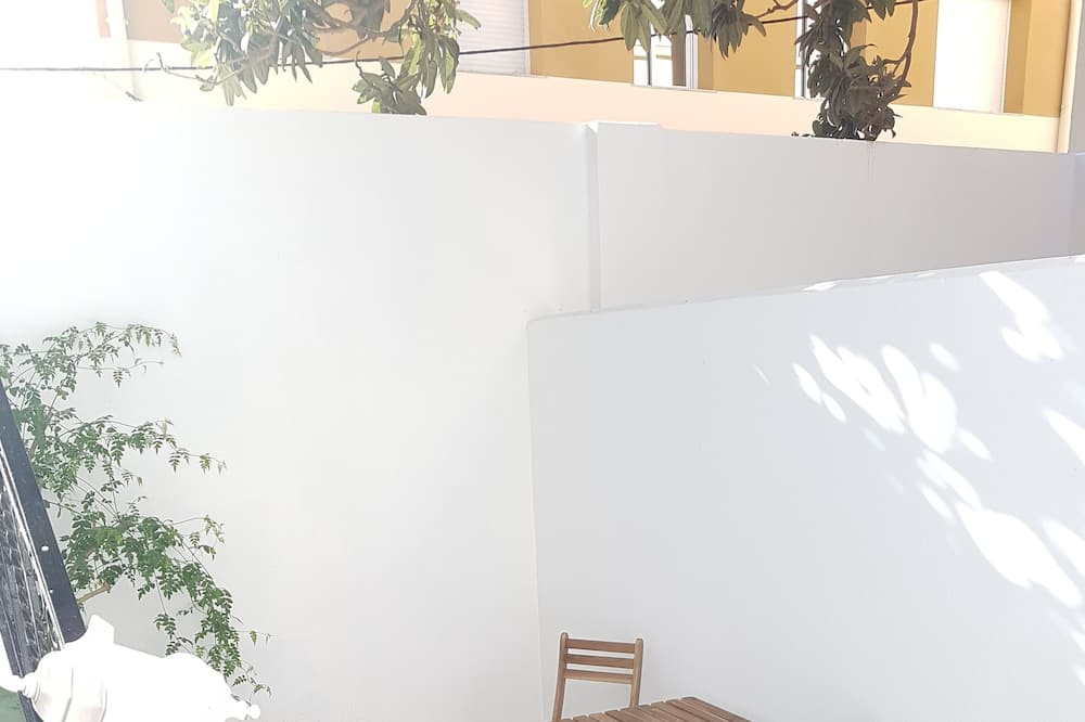 Apartment, 1 Double Bed with Sofa bed, Non Smoking - Terrace/Patio
