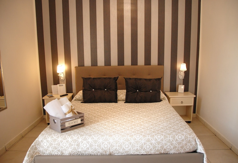 Sweet Room, Naples, Quarto Duplo Design, 1 cama king-size, Quarto