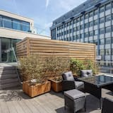 Chic 2 bed at Berwick Street with terrace - BR05 - Balkonas
