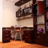 Basic apartman, 1 hálószobával - Nappali