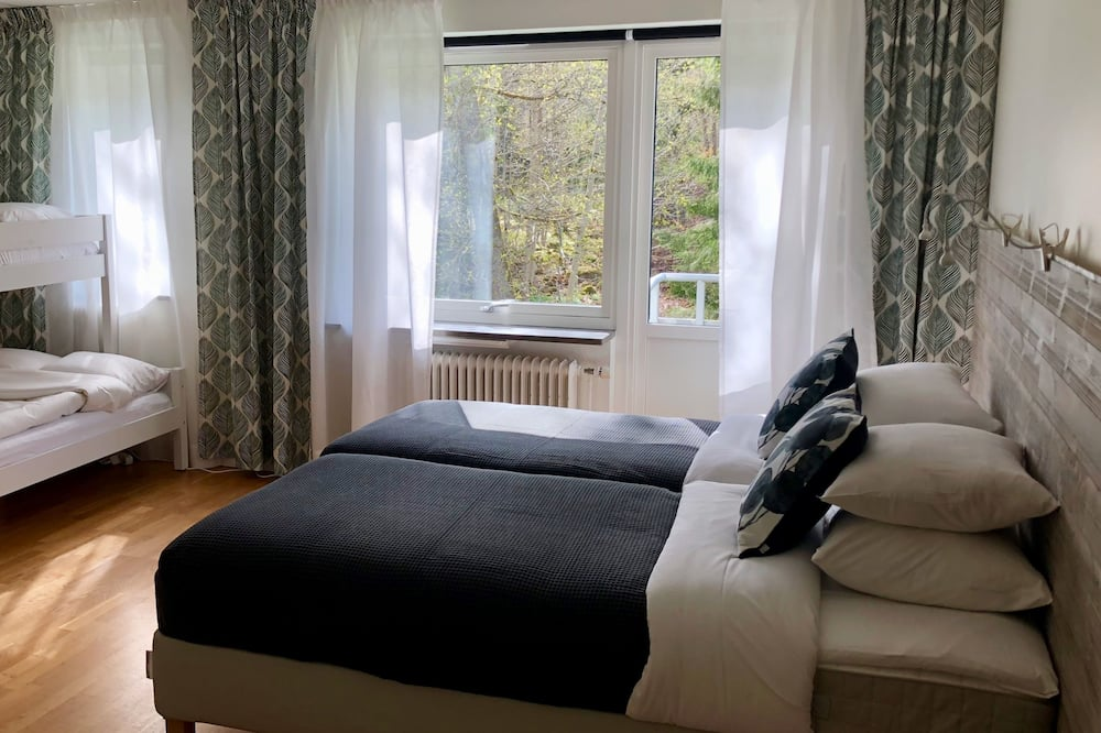 ห้องแฟมิลี่, หลายเตียง (XL) - ระเบียง
